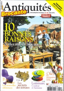 antiquites brocante magazine